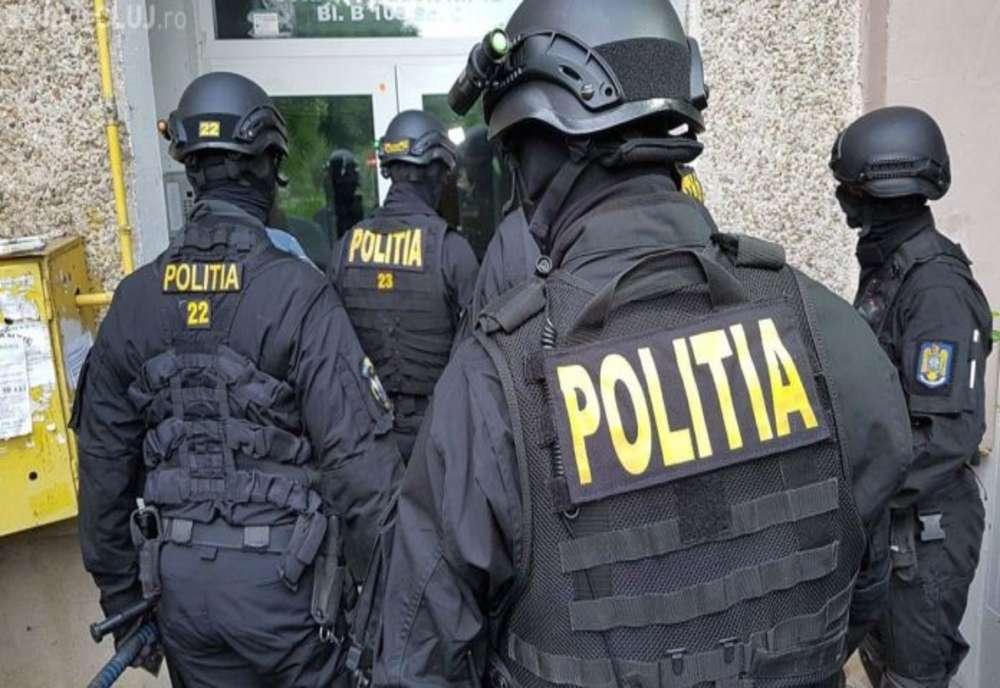 PERCHEZIŢII ALE POLIŢIŞTILOR CAPITALEI ÎNTR-UN DOSAR PRIVIND COMITEREA INFRACŢIUNILOR DE  EVAZIUNE FISCALĂ ŞI SPĂLAREA BANILOR