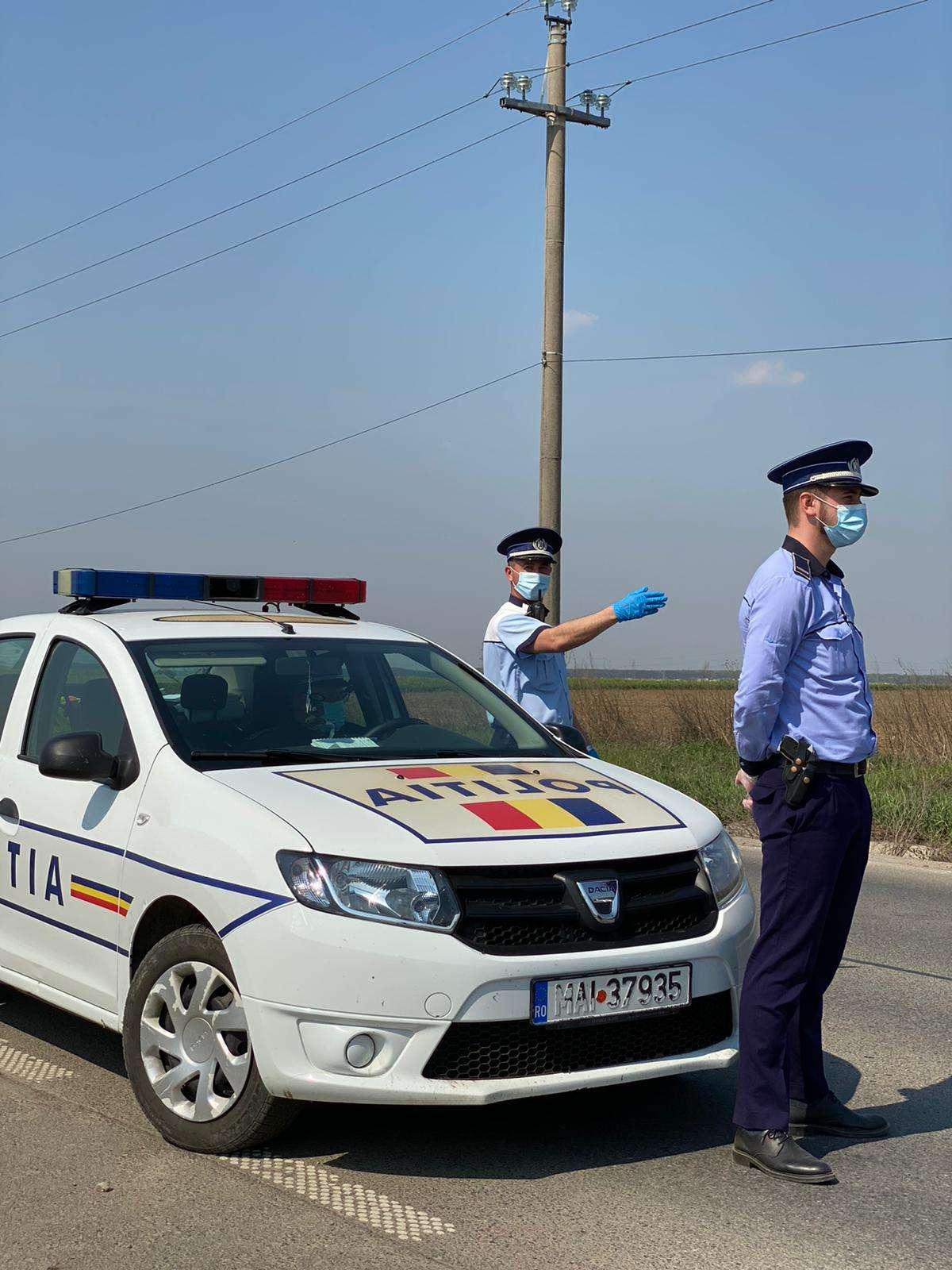 Cercetat de polițiști pentru conducere sub influența alcoolului