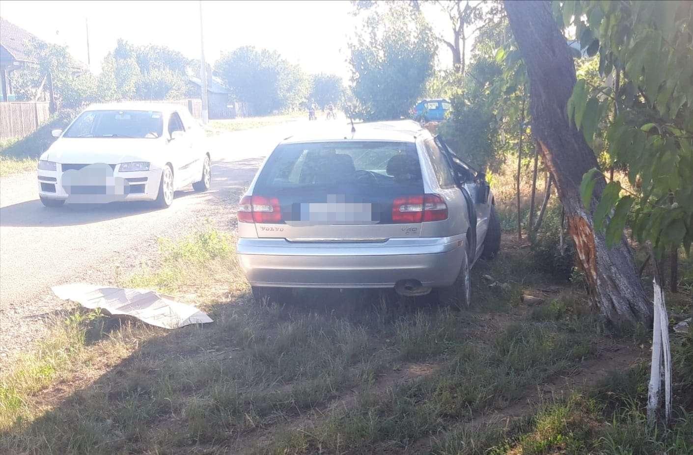 IALOMIȚA: Accident violent in localitatea Andrasesti! Două persoane au fost rănite!