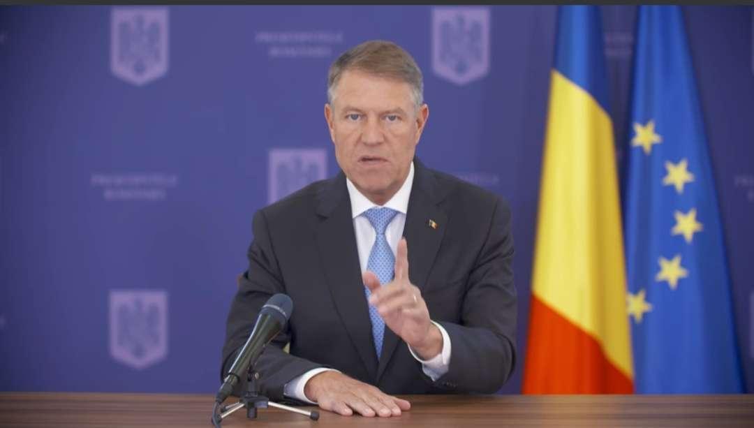 Președintele Klaus Iohannis: Sunt SIDERAT de ce a făcut PSD