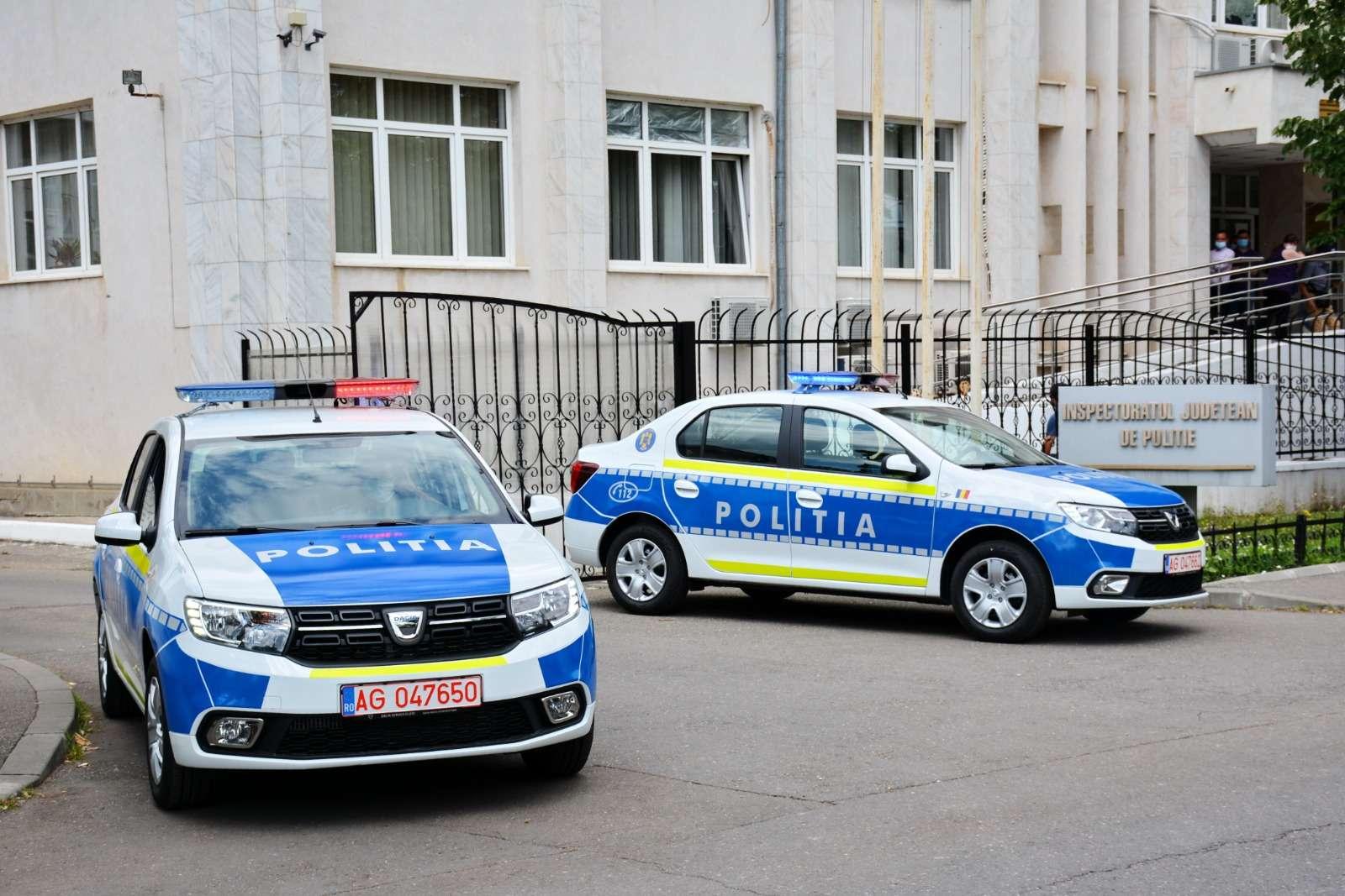 20 de autospeciale noi în dotarea Inspectoratului Județean de Poliție Prahova