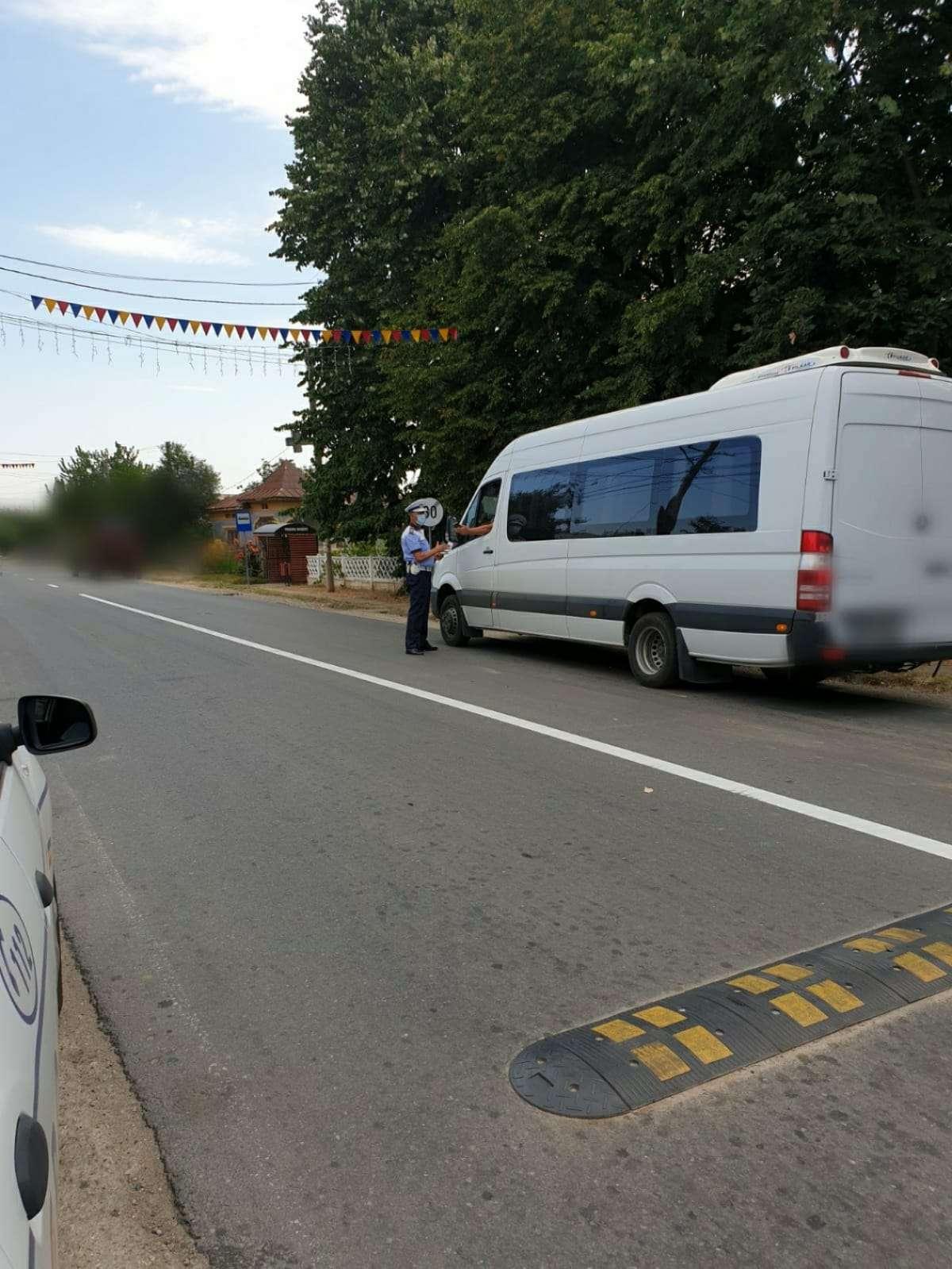 Razie de amploare în Dâmbovița! Sute de polițiști au fost în stradă!