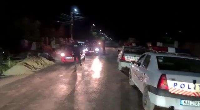 Doi polițiști au fost tăiați cu coasa în Văcărești! Atacatorii au fost împușcați