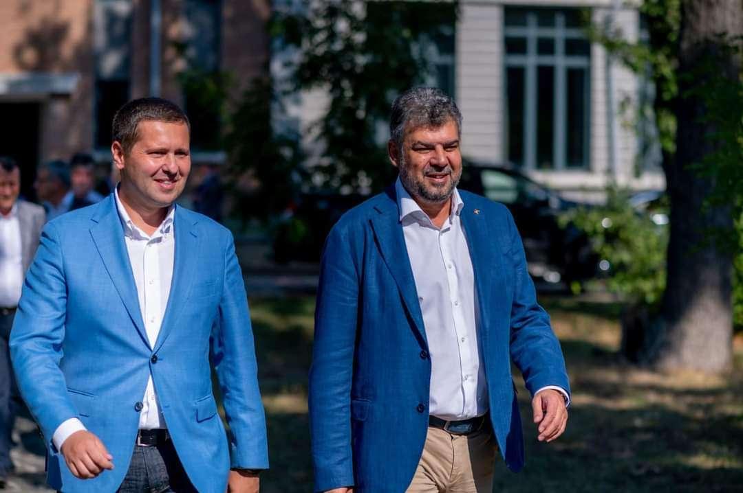 Președintele PSD Dâmbovița: Nu am emoții și nu am dubii în ceea ce privește rezultatele din 27 septembrie!