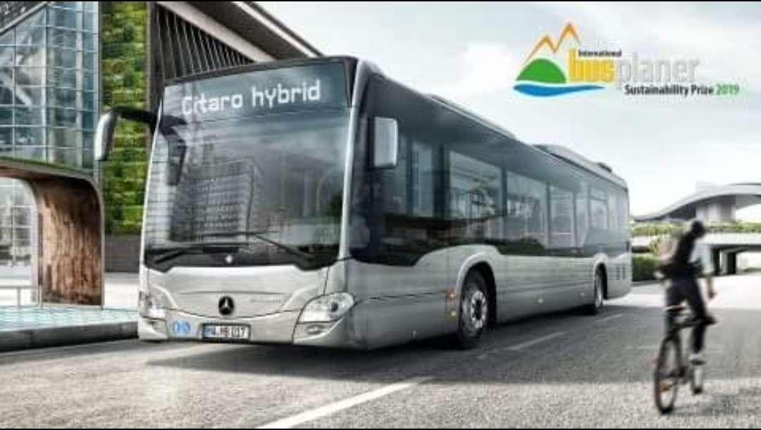 Primar Cristi Stan: Primul autobuz Mercedes-Benz Citaro Hybrid va ajunge la Târgoviște în luna Noiembrie!