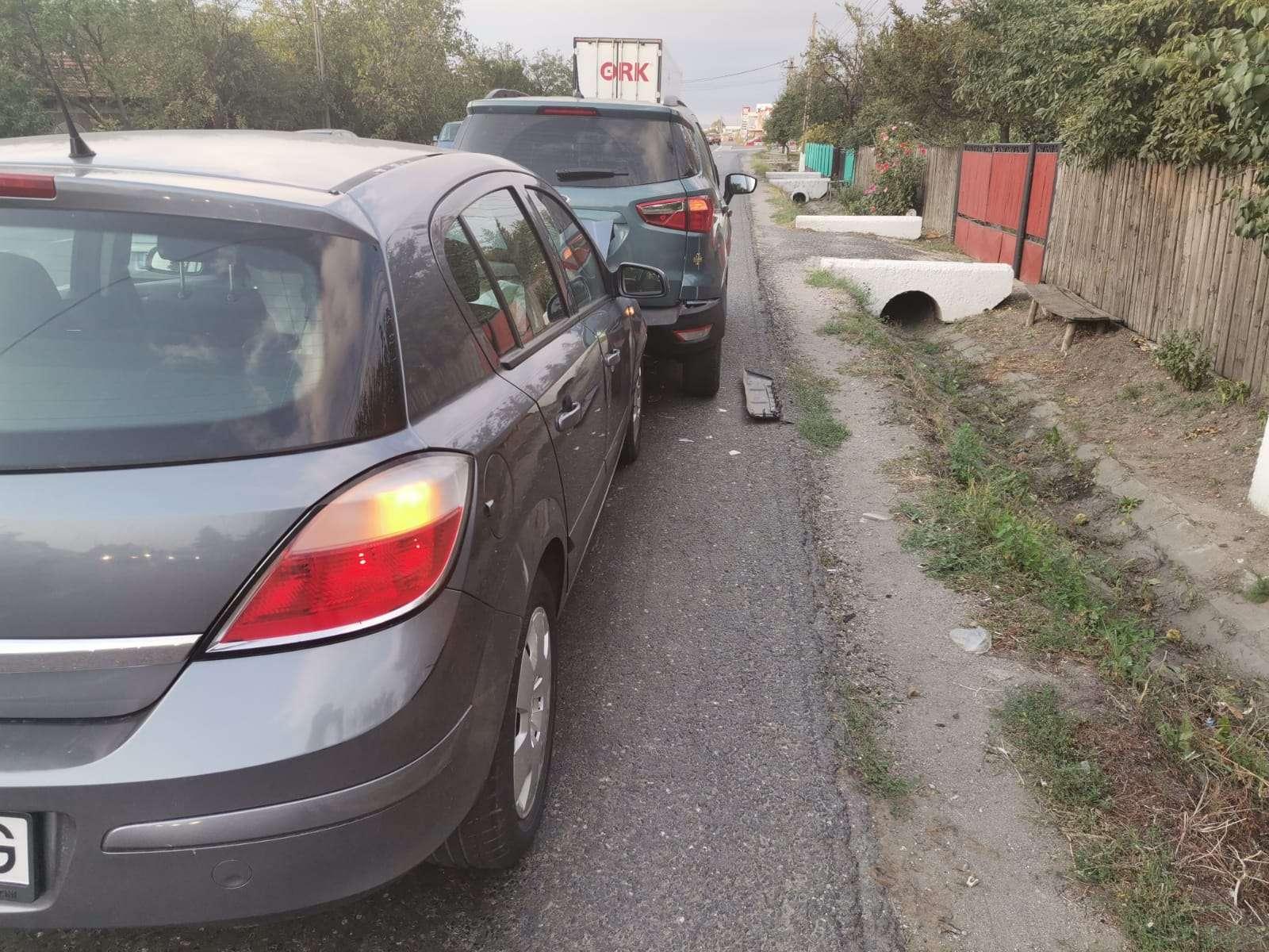 Accident pe Drumul Național 2! O persoană a fost rănită!