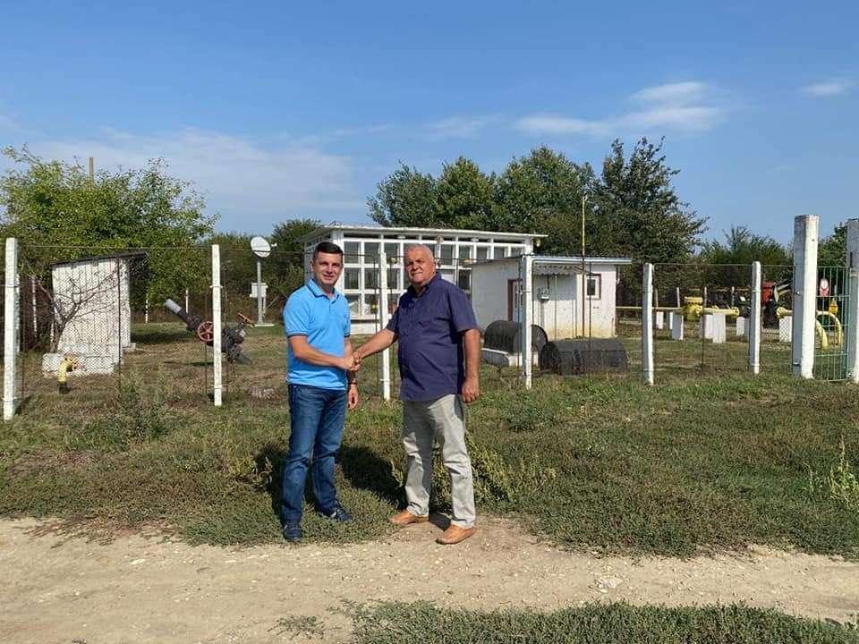 Proiect pentru oameni! Parteneriat pentru gaze naturale la Corbii Mari și Odobești!