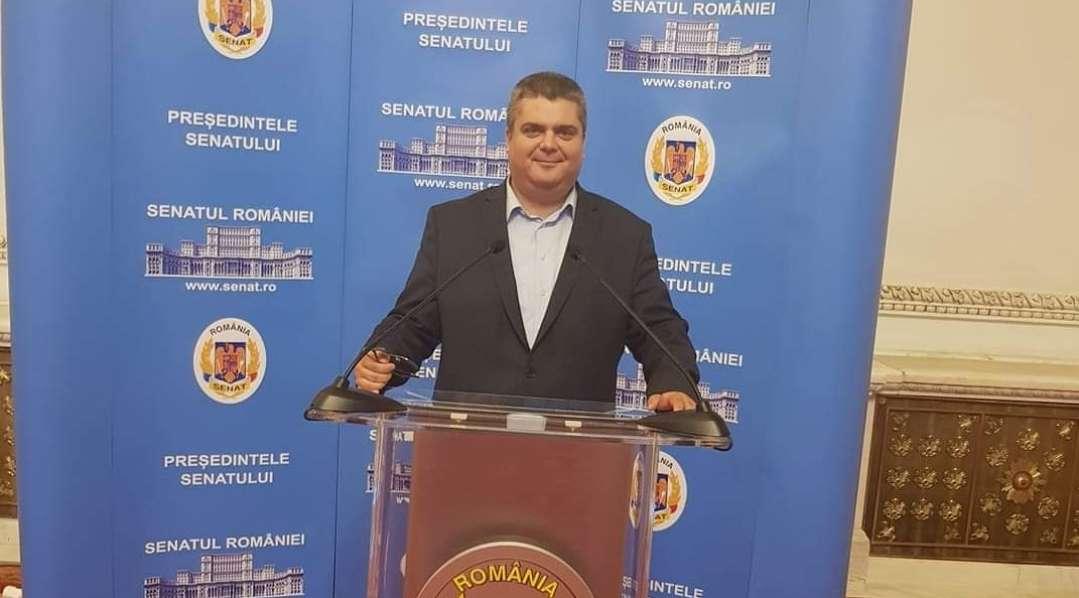 Radu Nicolae Georgescu, reconfirmat la primăria Gura Foii