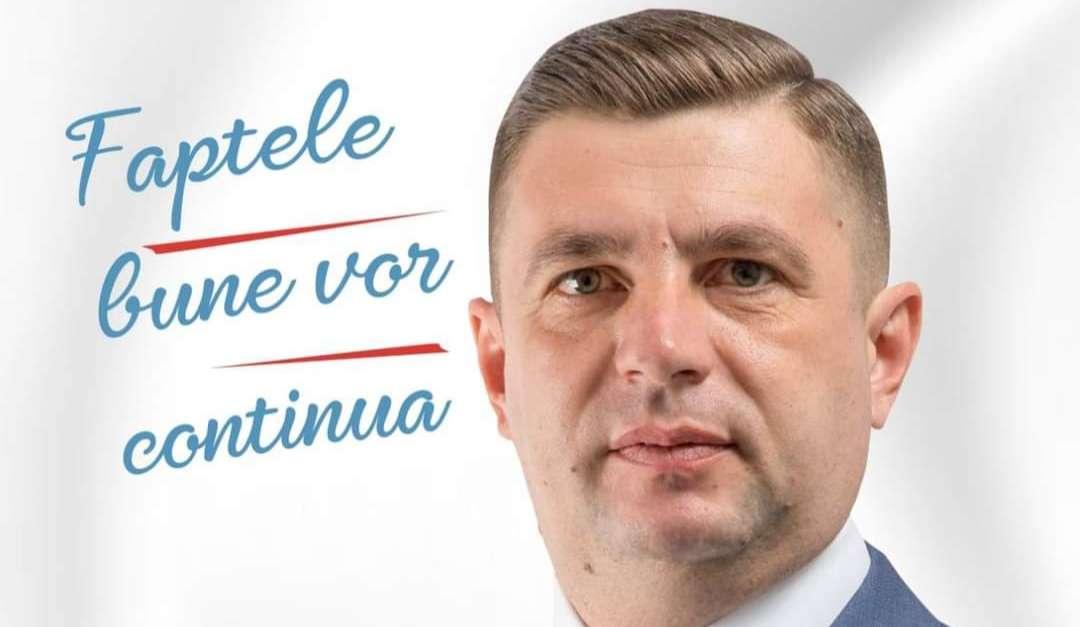 Ionuț Bănică, primar Corbii Mari: Faptele bune nu mint niciodată, prieteni! Niciodată!