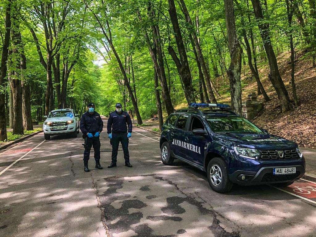 ARGEȘ: În acest sfârșit de săptămână, peste 150 de jandarmi argeșeni se vor afla în stradă