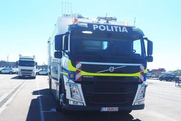 PROIECTUL CARGOSCAN - FINANȚARE EUROPEANĂ PENTRU NOI INSTRUMENTE DE LUCRU ALE POLIȚIEI ROMÂNE