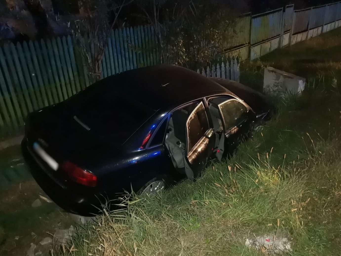 Accident la Dragodana! Două persoane au fost rănite!