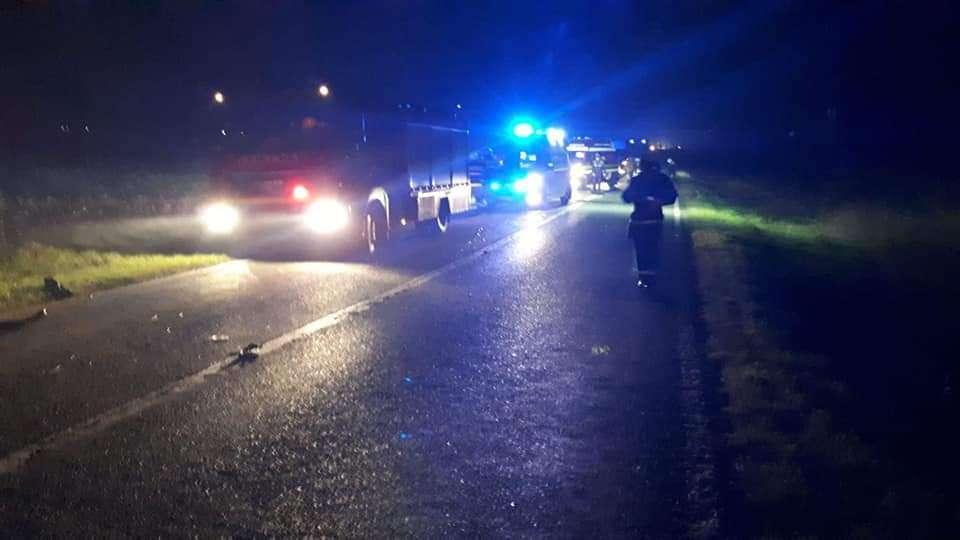 Accident mortal pe Drumul Național 3A! Un bărbat a decedat iar alte 3 sunt rănite!