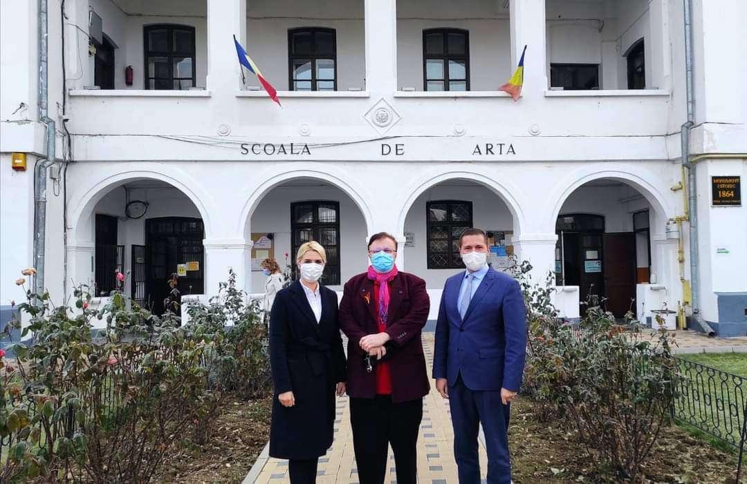Tenorul Florin Georgescu, este noul director al Centrului Județean de Cultură Dâmbovița