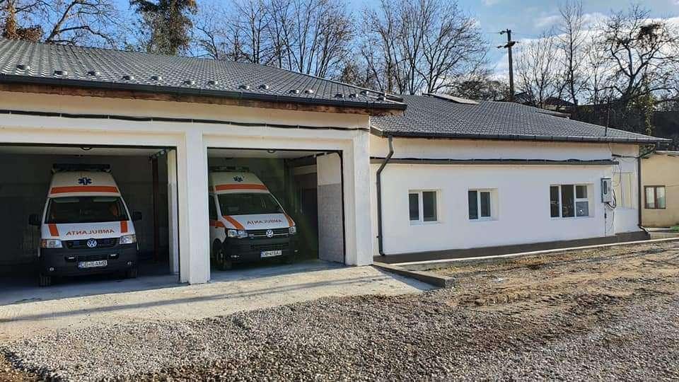 DÂMBOVIȚA Pucioasa are de astăzi o nouă stație de ambulanțe