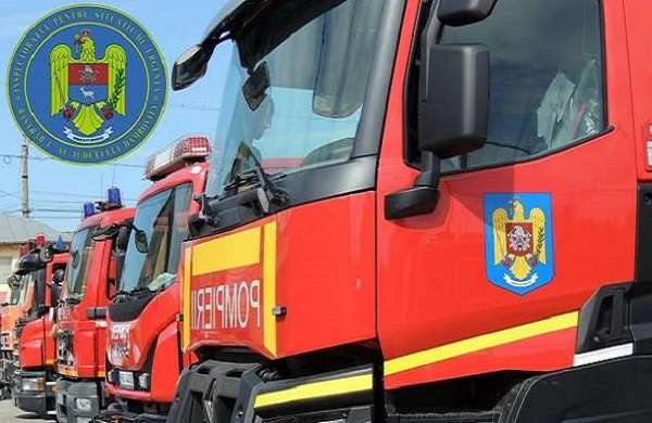ISU Dâmboviţa: Acţiuni de intervenţie şi activităţi preventive în perioada 11 - 17 ianuarie 2021