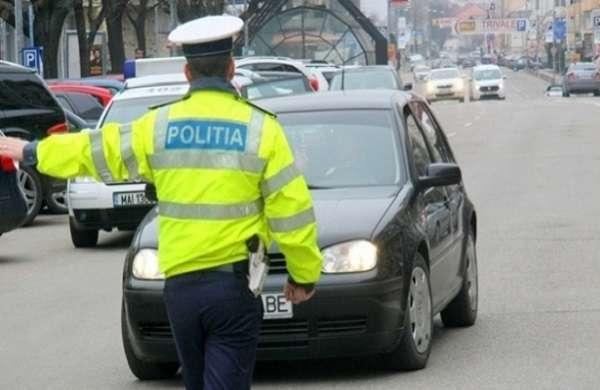Dâmbovița: Infracțiuni la regimul rutier, constatate de polițiști