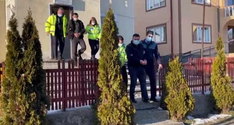 Doi bărbați au fost reținuți de polițiști după un scandal de proporții!