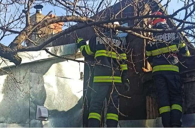 ISU Giurgiu: Interventiile pompierilor în ultimele ore