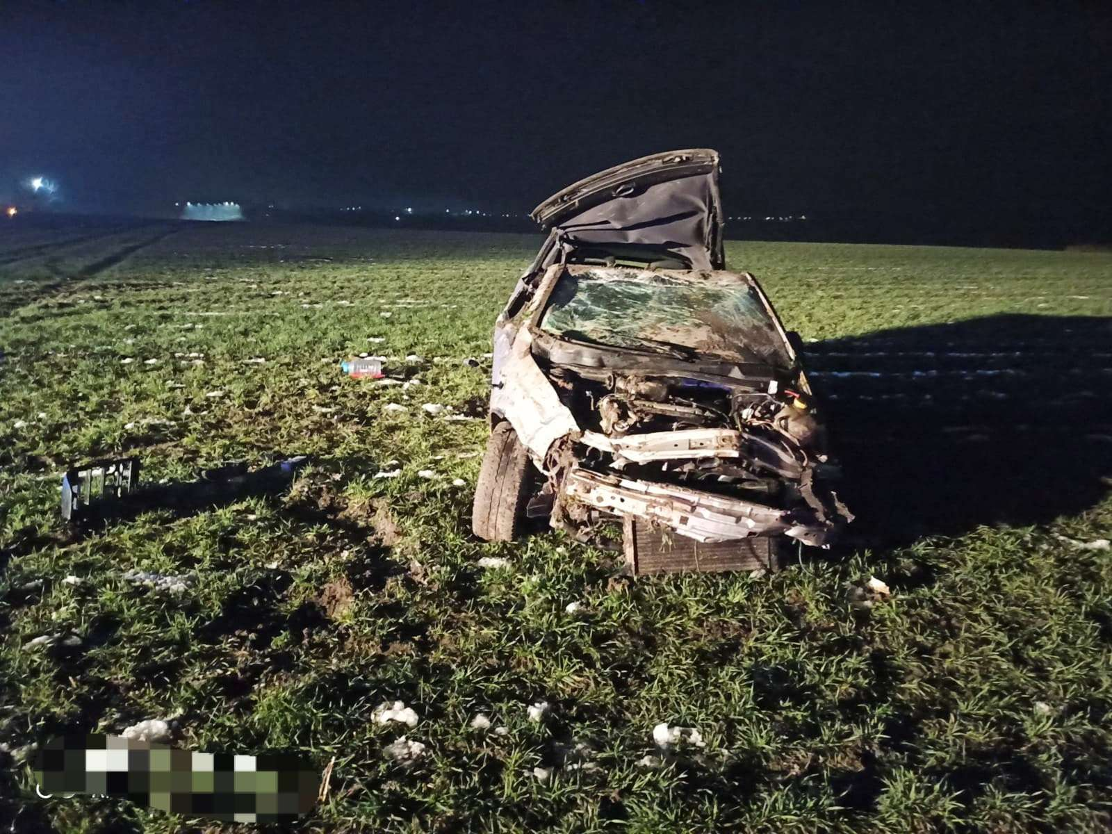 TELEORMAN Accident pe DJ504! Patru persoane au fost rănite!