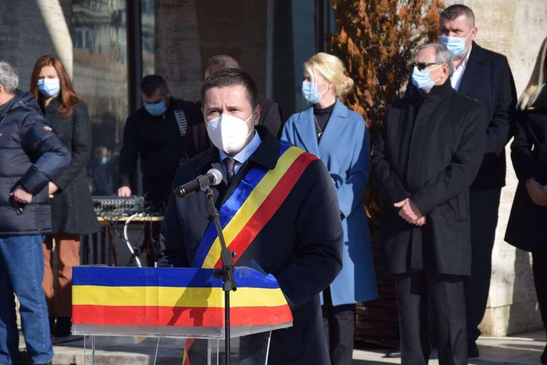 Corneliu ȘTEFAN, președinte CJD: Sacrificiile făcute de înaintașii noștri trebuie cinstite și apreciate!