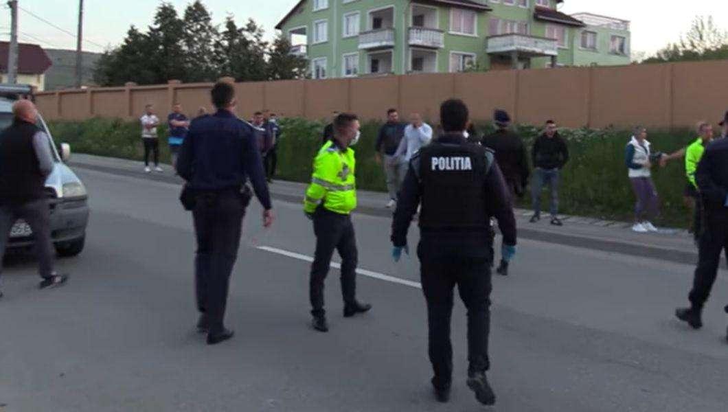 SCANDAL între membrii a două familii! 9 persoane au ajuns la spital
