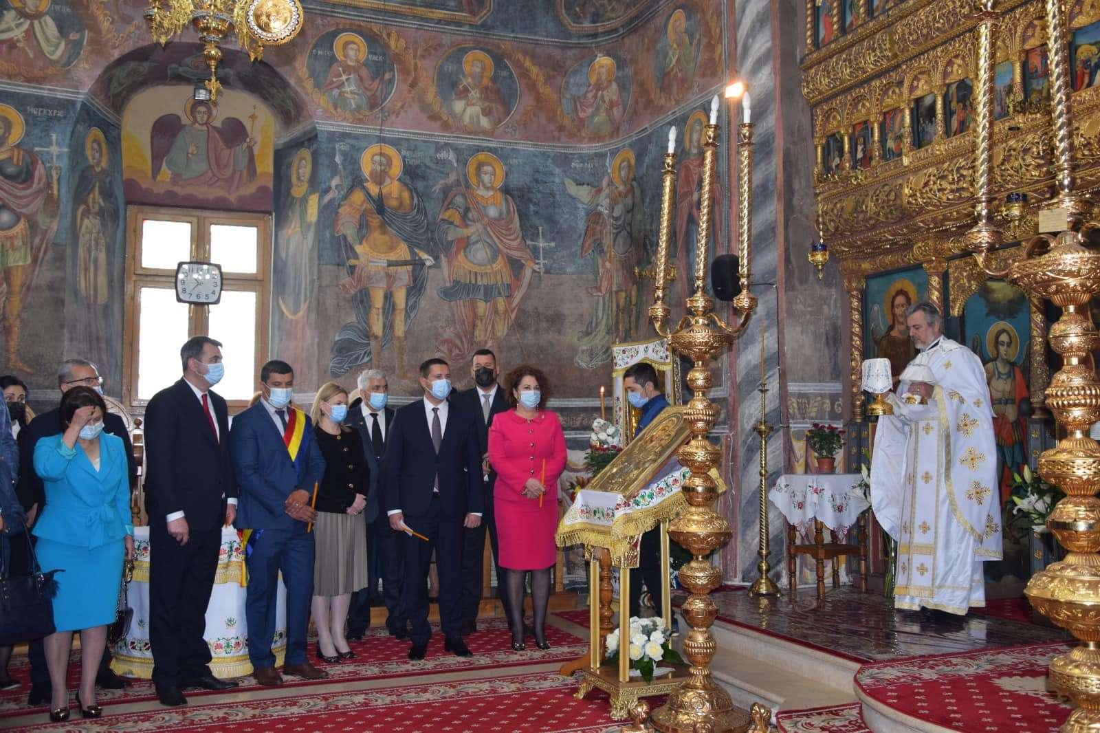 Corneliu Ștefan, președinte CJD: Săptămâna Luminată are o însemnătate aparte la Mănăstirea Nucet