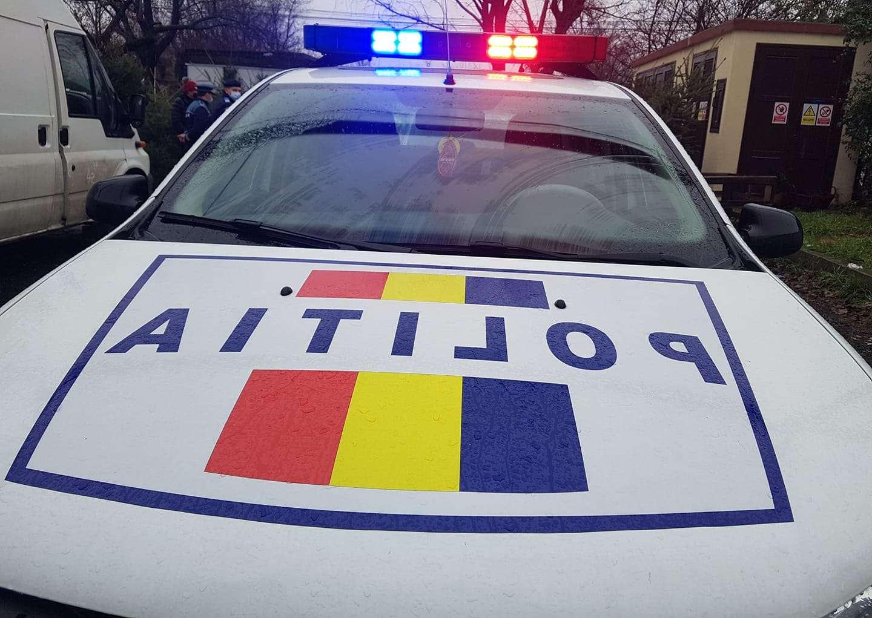 Infracțiuni la regimul rutier, constatate de polițiștii dâmbovițeni