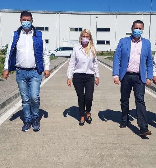 Președintele CJD, Corneliu Ștefan, a lansat o campanie de promovare a parcurilor industriale din județul Dâmbovița