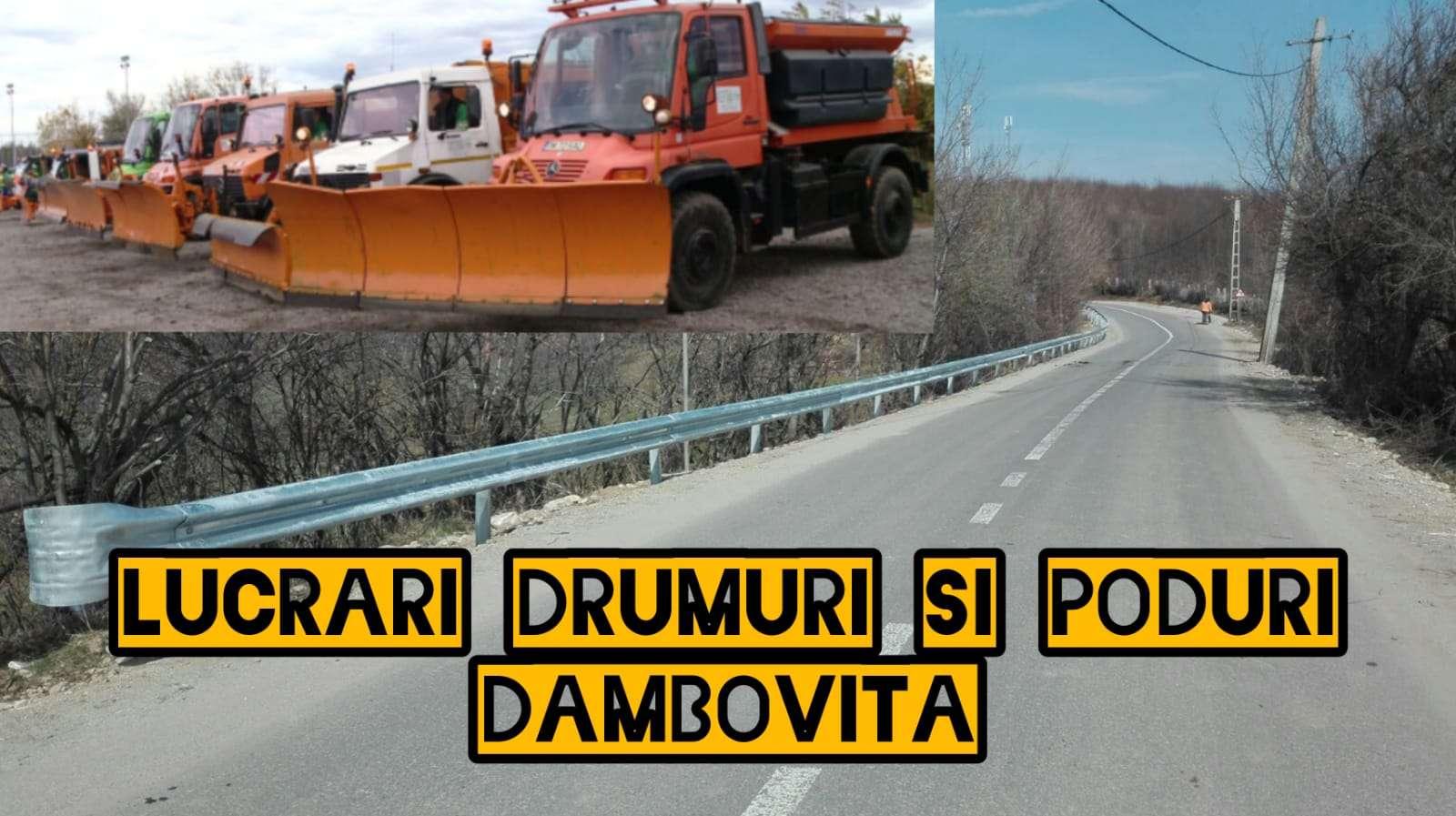 Cauți un JOB? S.C. Lucrări Drumuri și Poduri Dâmbovița S.A. face angajări
