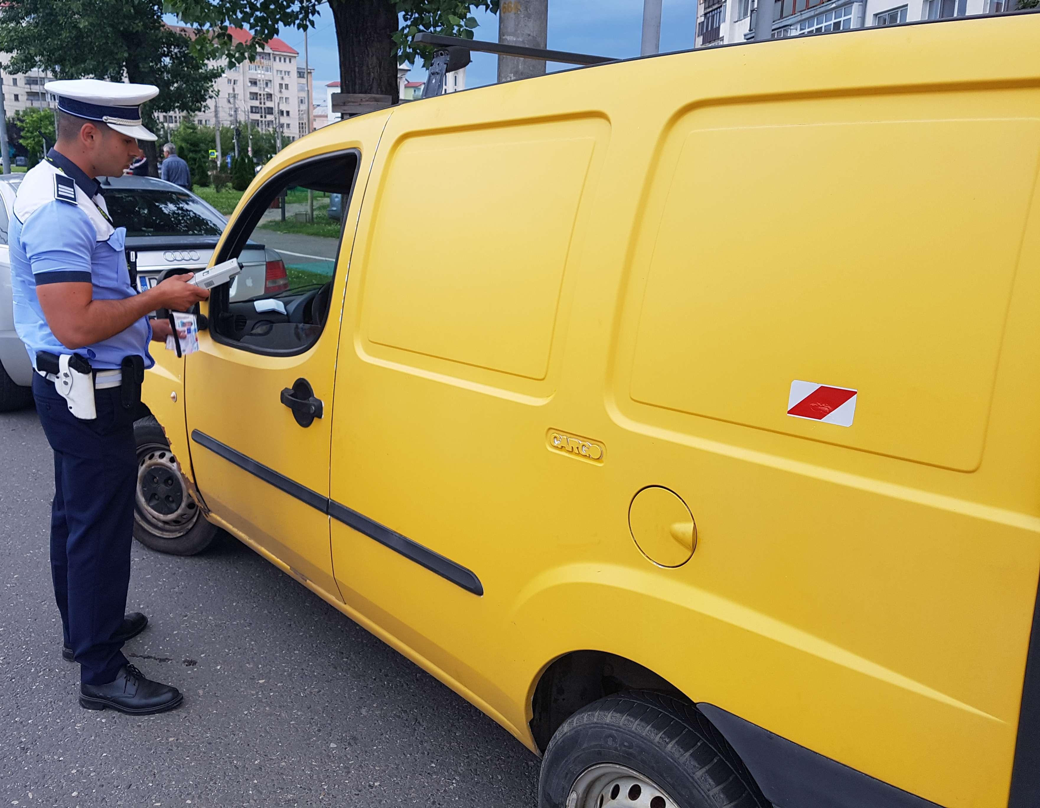 În doar câteva ore de activitate în cadrul acțiunii Alchool&Drugs, 12 șoferi au rămas fără permis de conducere după ce au fost surprinși băuți la volan