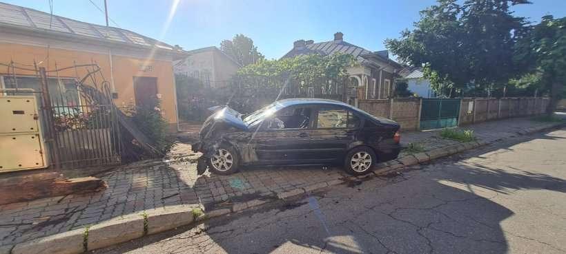 Urmărire ca în filme pe străzile din municipiul Târgoviște! Un șofer băut a fugit de polițiști!