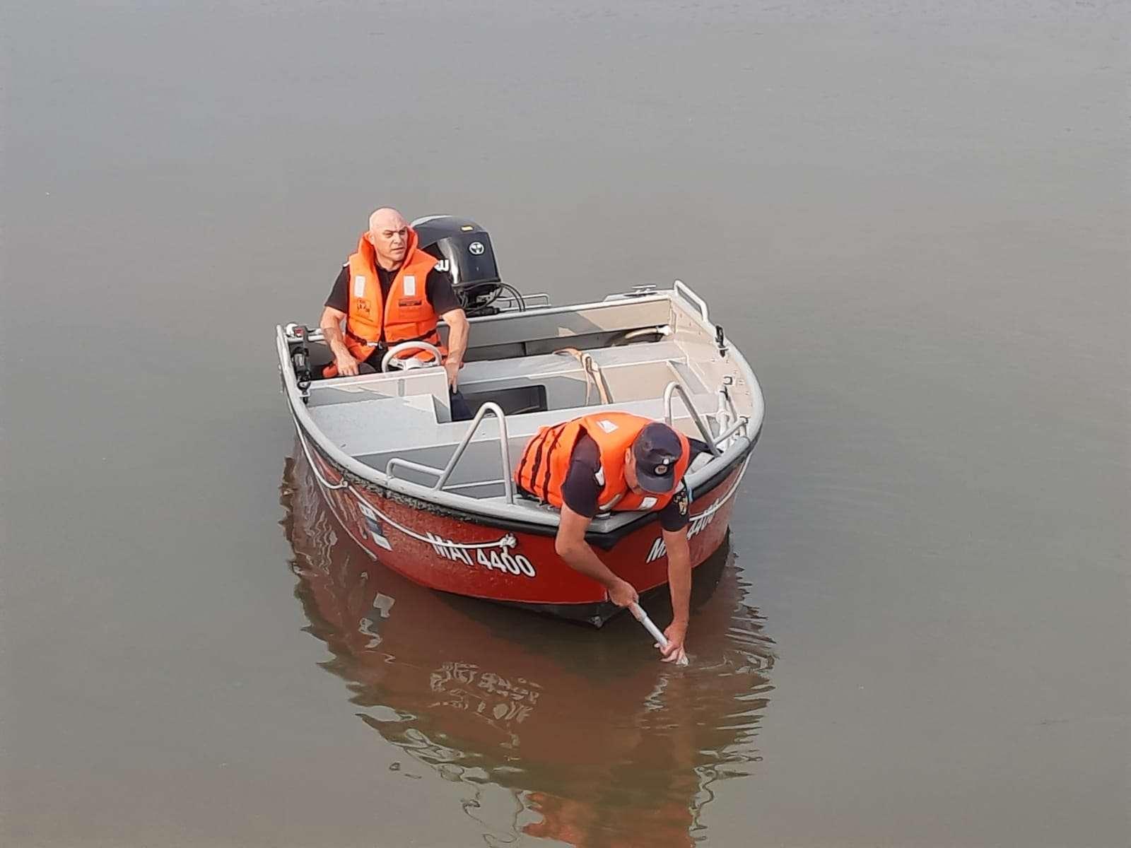 ALERTĂ Minor dispărut în apele brațului Borcea al Dunării, zona Fetești Sat
