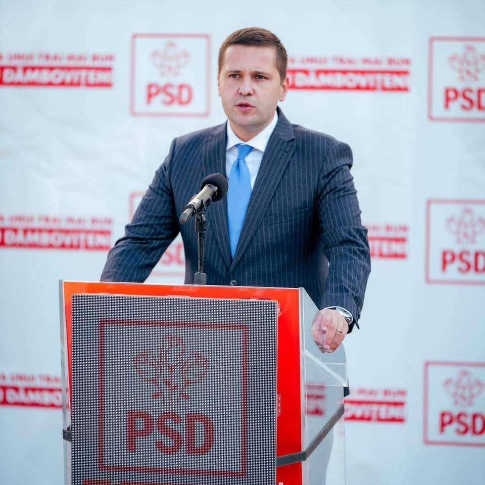 Corneliu Ștefan, președinte CJD: 125 de șantiere deschise în județul Dâmbovița se vor închide din cauza incompetenței Guvernului Cîțu