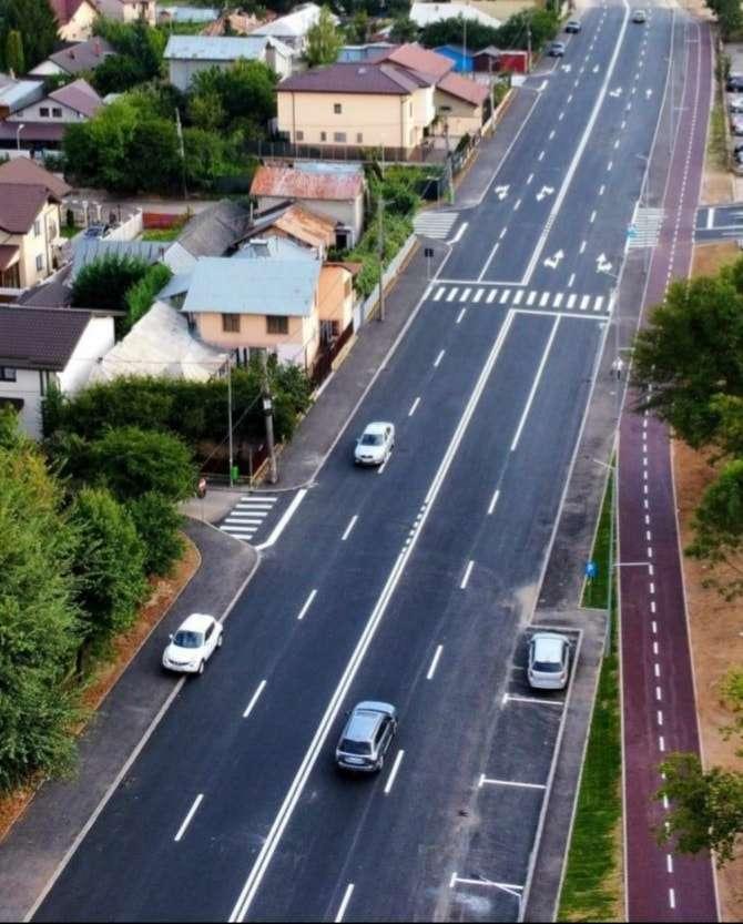 17 străzi din municipiul Târgoviște, cu o lungime de peste 12 km, vor fi reabilitate și modernizate în cadrul Programului Național de Investiții �Anghel Saligny�!