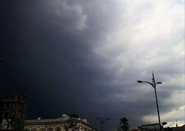 ATENȚIE Cod portocaliu de ploi în București și în 10 județe